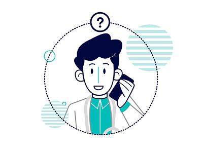 What's up Doc? ipad computer phone website medicine doctors characters