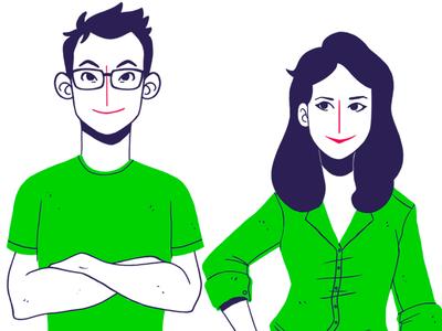Portraits - Design team