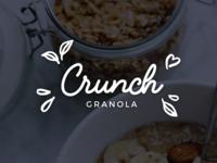Day 21/50 #dailylogochallenge Granola Logo