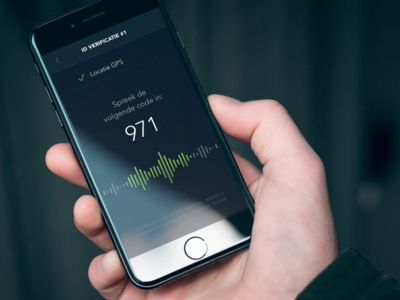 Voice Recognition Identification