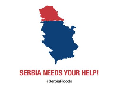 #SerbiaFloods serbia awareness cause donation floods help urgent