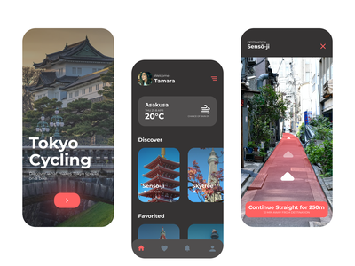 Map App daily ui 029 tokyo cycling mapping map ui app design design daily ui dailyuichallenge dailyui daily 100 challenge