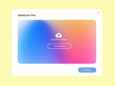 File Upload file upload daily ui 031 web design webdesign app design ui design daily ui dailyuichallenge dailyui daily 100 challenge