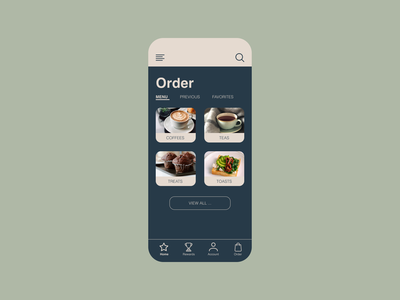 Customize Product day 033 day 33 daily ui 033 coffee app coffee app design ui design daily ui dailyuichallenge dailyui daily 100 challenge