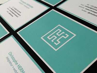 Business card business card logo branding