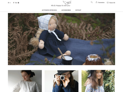 Site e-commerce   Prestashop webdesign shop cms e-commerce prestashop