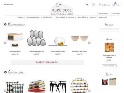 Site E-commerce Responsive    Prestashop webdesign shop cms e-commerce prestashop
