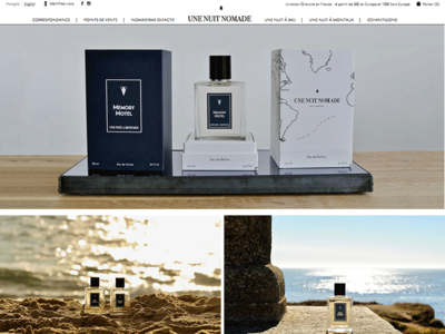 Site E-commerce Responsive    Prestashop cms shop prestashop webdesign e-commerce
