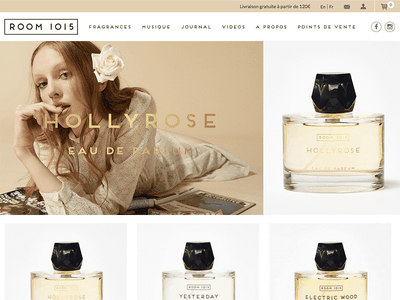 Site E-commerce Responsive |  Prestashop prestashop e-commerce cms shop webdesign