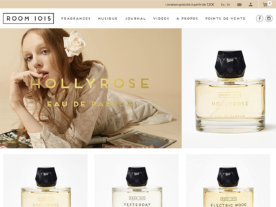Site E-commerce Responsive    Prestashop prestashop e-commerce cms shop webdesign
