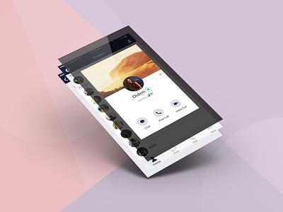 DailyUI 016 Challenge - Pop-Up / Overlay interaction design minimal overlay popup user interface design user experience ux ui mobile design challenge design dailyui