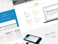 Payday Landing Page Design Update 2