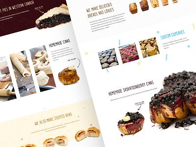 Susie's Cinns ui order pie web food desert cinammon bakery