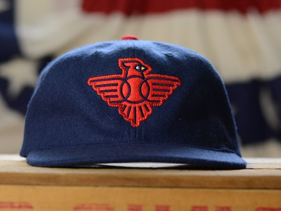 Redbirds Hat st. louis cardinals cardinal sports badge patch icon logo hat baseball