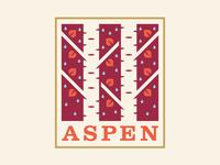 Aspen Fall Rain