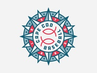 Cape Cod Baseball Badge