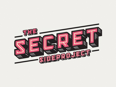 Secret Side Project