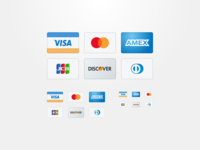 Credit Card Sprites – Updated MasterCard Logo