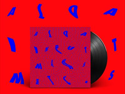 Aloa Input –Mars Etc. identity branding aloa input lp artwork cover vinyl