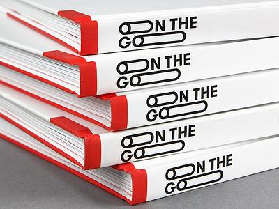 ASEF On The Go Book Design visual identity book event design exhibition branding print