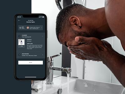 Heyday – Mobile App ux design ux conceptapp app design ui beautyapp