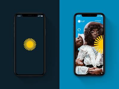 Larry Fisherman – Photography Studio mobileapp website photography website app concept design ui