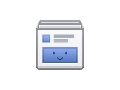 friends feed icon safari chrome extension app icon