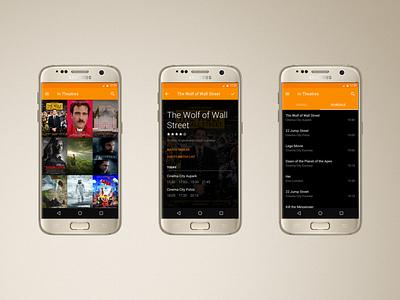 Kinema Kity for Andorid material andorid app movies