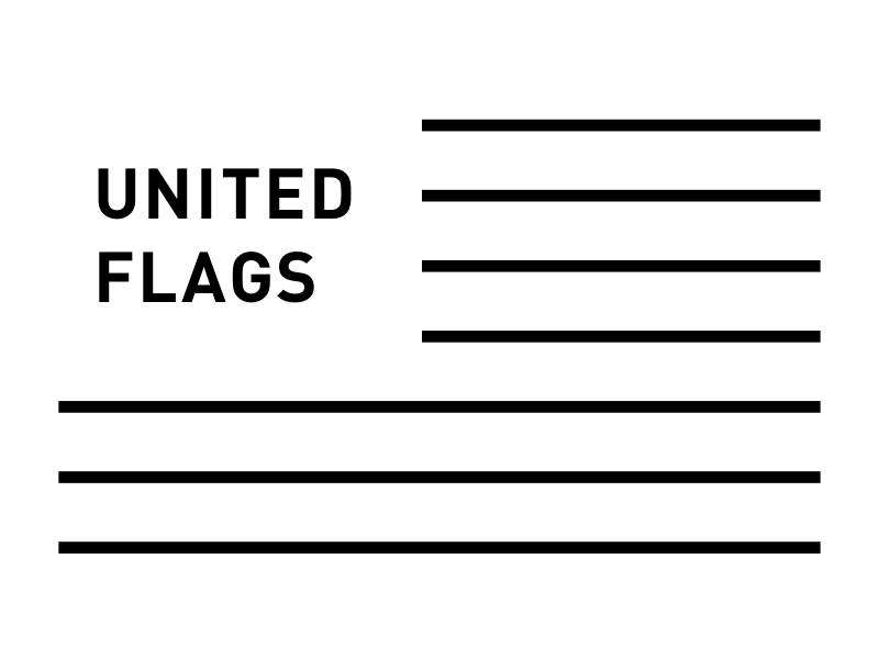 United Flags Logo logo