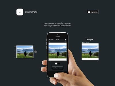 squaremate web website web app ios