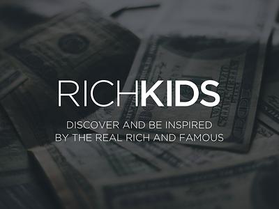 Rich Kids Logo logo