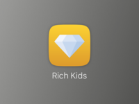 Rich Kids iOS Icon