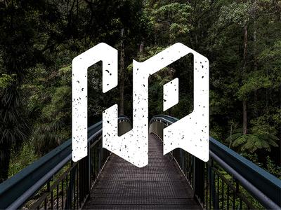 HP Logo visual identity branding monogram logo design type design logo
