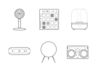 Audio & Music Icons