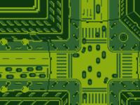 Game Boy Pixelart Detail
