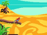 Limited palette beach 2