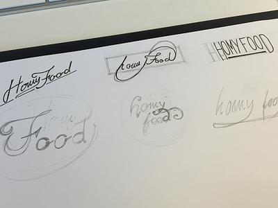 Homy Food branding branding chef food homyfood logotype logo brand dribbble digital 44studio