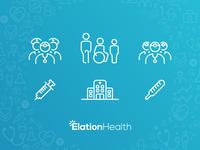 Elation Icon Suite 44studio doctor medical suite icon