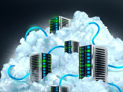 Hivelocity Cloud Hosting Icon photoshop icon illustration cloud hosting servers