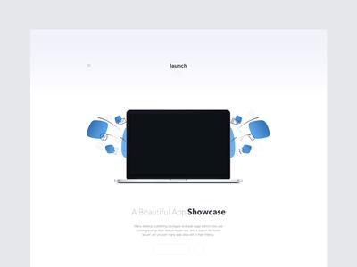 OS X App Landing Page (WIP)