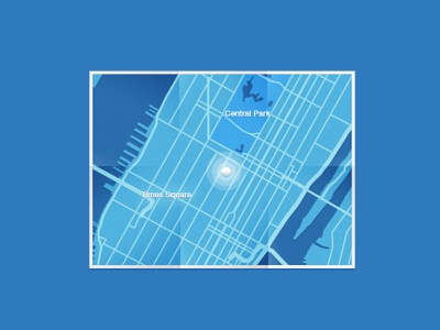 Map Exploration map illustration icon art new your central park times square streets roads highways water land