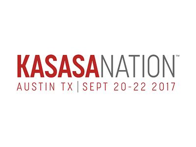 Kasasa Nation identity kasasa logo identity conference