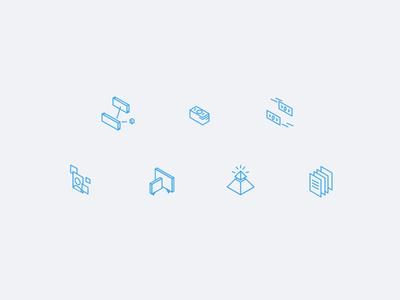 Roadmap Icons