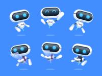 Robot kid