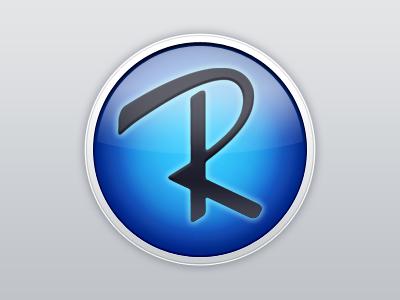 'R' Logo iTunes