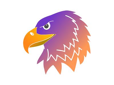 Eagle made using Inkscape. eagle logo eagle art minimal website typography graphic design logo illustration illustrator inkscape design