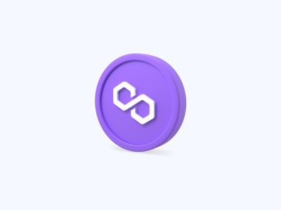 Polygon 3D icon crypto currency crypto altcoin coin matic polygon freebies freebie ui icon icons 3d icons 3d icon 3d designer 3d design 3d artist 3d art 3d