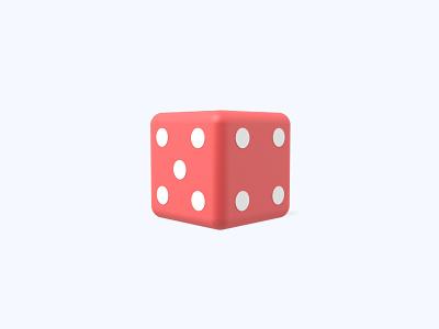 Dice 3D icon dice freebies freebie ui icon icons 3d icons 3d icon 3d designer 3d design 3d artist 3d art 3d