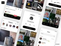 #2 Instagram Redesign (Concept)