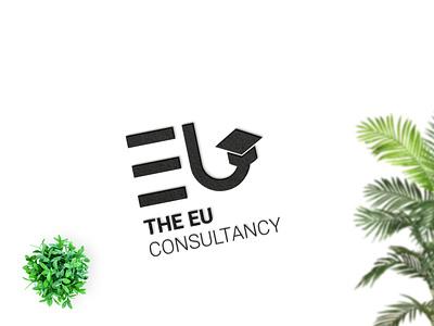 Logo Design for Education Consultancy vector logo illustration